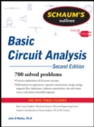 Schaum's Outline of Basic Circuit Analysis - Book