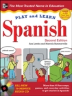 Play and Learn Spanish with Audio CD - Book