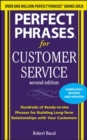 Perfect Phrases for Customer Service, Second Edition - eBook