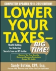 Lower Your Taxes - Big Time 2011-2012 4/E - eBook