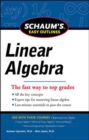 Schaums Easy Outline of Linear Algebra Revised - Book