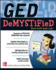 GED DeMYSTiFieD - eBook