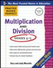 Practice Makes Perfect Multiplication and Division - eBook