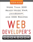 Web Developer's Cookbook - eBook