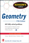 Schaum's Outline of Geometry, 5th Edition : 665 Solved Problems + 25 Videos - eBook