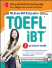 McGraw-Hill Education TOEFL iBT with 3 Practice Tests and DVD-ROM - Book