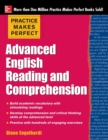 Practice Makes Perfect Advanced English Reading and Comprehension - Book