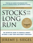 Stocks for the Long Run 5/E:  The Definitive Guide to Financial Market Returns & Long-Term Investment Strategies - Book