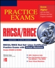 RHCSA/RHCE Red Hat Linux Certification Practice Exams with Virtual Machines (Exams EX200 & EX300) - Book
