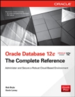 Oracle Database 12c The Complete Reference - Book