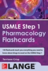 USMLE Pharmacology Review Flash Cards - eBook