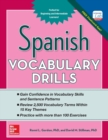 Spanish Vocabulary Drills - Book