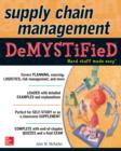 Supply Chain Management Demystified - eBook