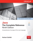 Java: The Complete Reference, Ninth Edition (INKLING CH) - eBook