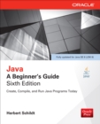 Java: A Beginner's Guide, Sixth Edition (INKLING CH) - eBook