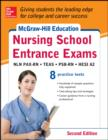 McGraw-Hills Nursing School Entrance Exams 2/E : Strategies + 8 Practice Tests - eBook