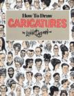 How To Draw Caricatures - eBook