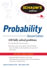 Schaum's Outline of Probability, Second Edition - eBook