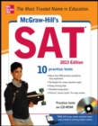 McGraw-Hill's SAT with CD-ROM, 2013 Edition - eBook