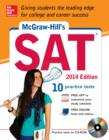 McGraw-Hill's SAT, 2014 Edition - eBook