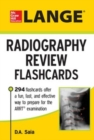 LANGE Radiography Review Flashcards - eBook