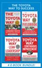 The Toyota Way to Success EBOOK BUNDLE - eBook