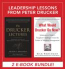 Leadership Lessons from Peter Drucker - eBook
