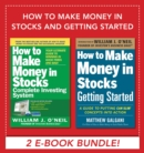 How to Make Money in Stocks and Getting Started - eBook