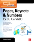 How to Do Everything: Pages, Keynote & Numbers for OS X and iOS - eBook