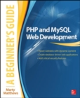 PHP and MySQL Web Development: A Beginner's Guide - Book