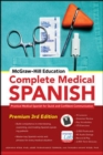 McGraw-Hill Education Complete Medical Spanish - Book