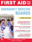 First Aid for the Emergency Medicine Boards, Third Edition - eBook
