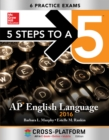 5 Steps to a 5 AP English Language 2016, Cross-Platform Edition - eBook