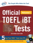 Official TOEFL iBT  Tests Volume 1 2nd Edition (ebook) - eBook