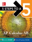 5 Steps to a 5 AP Calculus AB 2016 - eBook