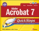 Adobe Acrobat 7.0 QuickSteps - eBook