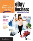 How to Do Everything with Your eBay Business, Second Edition - eBook