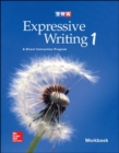 Expressive Writing Level 1, Workbook - Book