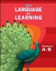 Language for Learning, Workbook A & B - Book