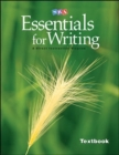 SRA Essentials for Writing Textbook - Book
