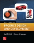 Product Design and Development - Book