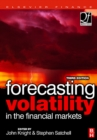Forecasting Volatility in the Financial Markets - eBook