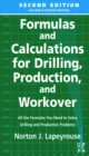 Formulas and Calculations for Drilling, Production and Workover - eBook