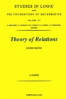 Theory of Relations - eBook