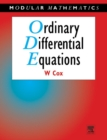 Ordinary Differential Equations - eBook