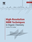 High-Resolution NMR Techniques in Organic Chemistry - Book