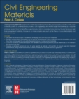 Civil Engineering Materials - Book