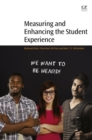 Measuring and Enhancing the Student Experience - eBook
