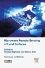 Microwave Remote Sensing of Land Surfaces : Techniques and Methods - eBook