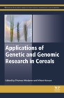 Applications of Genetic and Genomic Research in Cereals - eBook